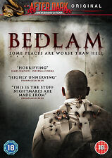 Bedlam (DVD) (NEW AND SEALED) (REGION 2)