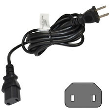 10ft AC Power Cord for Sony KDL-46EX500 KDL-46EX501 KDL-46V4100 KDL-46Z4100 TV