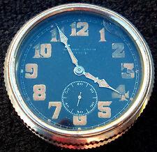 X RARE WW2 OCTOBER 1934 MONTRE ZENITH TYPE B AIRPLANE AIRCRAFT COCKPIT CLOCK