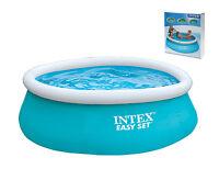 "groß 6' x 20"" Intex Easy Set Schwimmbad Planschbecken Garten Pool Party"