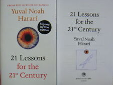 21 Lessons for The 21st Century by Yuval Noah Harari - Hardcover 2018