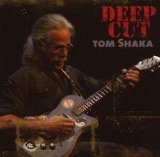 TOM SHAKA - DEEP CUT  CD NEUF