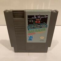 Rad Racer (Nintendo Entertainment System, 1987) Used Authentic Cleaned Tested