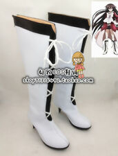 Pandora Hearts Cosplay Alice White Cosplay Boots Shoes