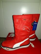 PUMA LUFF GTX GORE-TEX Boots Sailing Volvo Ocean Race Boating Yachting NEW UK 9