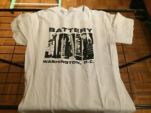 Battery Shirt M Hardcore Be Well H2O Sick of it All