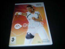 WII GAME ACTIVE PERSONAL TRAINER.