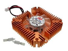 55mm heatsink With Fan Cooler for PC VGA Graphics Card / Motherboard 55x55x12mm