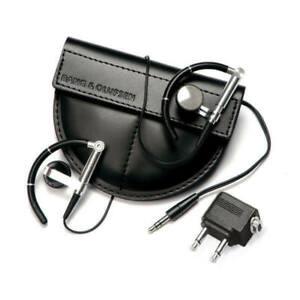 Bang & Olufsen A8 Earphones Black