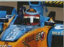 Fernando Alonso Renault R25 F1 World Champion 2005 Firmado fotografía 1