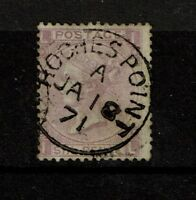 Great Britain SG# 109 Used / Mauve - S4481