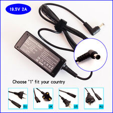 Netbook Ac Adapter Charger for Sony VAIO VGP-AC19V39 VGP-AC19V40 PCG-4V1T