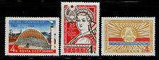 RUSIA/URSS-RUSSIA/USSR 1965 MNH SC.3066/3068 Soviet Republics