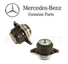 NEW Mercedes X164 GL320 GL350 Turbo Pair Set of 2 Engine Motor Mounts Genuine