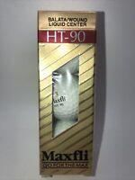 Maxfli HT 90 Balata / Wound Liquid Center New Sleve Of 3 Golf Balls (E)