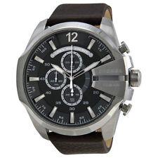 Dress/Formal Diesel Mega Chief Adult Wristwatches