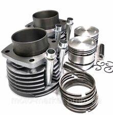 2 Zylinder mit Kolben Ringen Bolzen URAL 650 ccm УРАЛ cylinders pistons set NEW