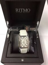 Ritmo Mundo Sex And The City Date Watch (white)  - Free shippimg only for USA