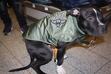 Alpha Industries MA-1 Dog Hunde 163901/01 sage green Jacke Bomberjacke Frühjahr