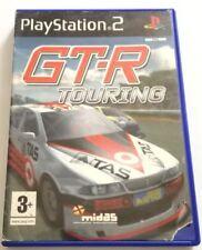 GT-R TOURING GIOCO PS2 ENGLISH PLAYSTATION 2 SPED GRATIS SU + ACQUISTI