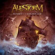 Alestorm - Sunset on the Golden Age Nouveau CD
