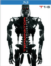 The Terminator: 6-Film Collection (Blu-ray)