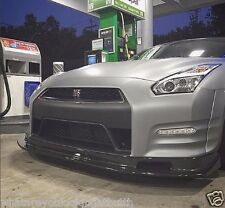 APR Performance Carbon Fiber Front Airdam for 12-15 Nissan GTR FA-603509 NEW