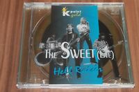 The Sweet – The Sweet (Live) Hell Raiser (1992)(CD)(K Point Gold – 1621.1022-2)