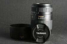 Tamron AF 70-300mm 4-5.6 LD Drehzoom mit Canon AF Anschluß; analog+digital