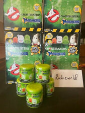 (5x) Vhtf Ghostbusters fashems mashems-Plus Display W/ Extra character in window