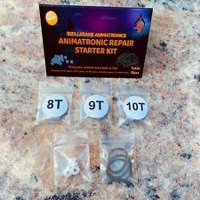 Animatronic Repair Starter Kit - Repair Gemmy and Spirit Halloween Animatronics!