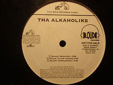 "THA ALKAHOLIKS - DAAAM! (+SWIFT MIX) (12"")  1994!!!  RARE!!!  TASH + J-RO!!!"