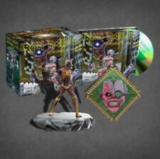 Iron Maiden - Somewhere In Time NEW CD BOX SET