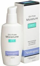 Neutrogena Oil Free Moisturiser Facial Moisturiser SPF 15  115 ml