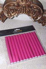 12 Schiuma bigodini rulli aste Leggero Flessibile Flex Flexi Twist Curl Bacchette
