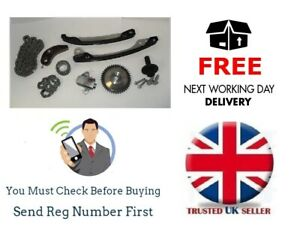 New Timing Chain Kit to fit Renault Clio 0.9 Captur, Megane, Grand Scenic 2013 >