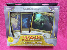 ITALIAN Magic MTG 2011 Commander C11 Sealed Counterpunch Deck RARE The Gathering
