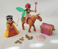 Playmobil Fairy, Princess & Horse from 5475 ~castle