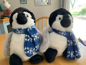 RUSS PUFFSICLE PENGUIN PAIR