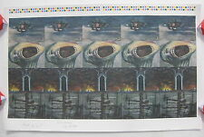 PINK FLOYD The Wall 1999 US Artwork Proof Sheets for DVD Booklet WATERS Gilmour