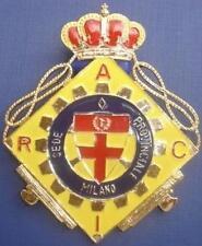 car badge stemma logo anni 20  RACI   - Mg Triumph Fiat  AlfaRomeo Lancia Jaguar