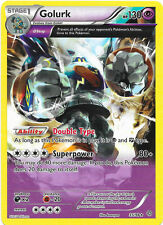 GOLURK 35/98 - XY ANCIENT ORIGINS POKEMON RARE CARD - IN STOCK