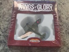 Supermarine Spitfire Mk.I 610 Wings of Glory Expansion Ares War Board Game New!
