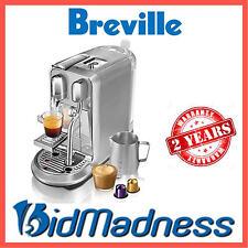 BREVILLE NESPRESSO BNE800BSS CREATISTA PLUS ESPRESSO COFFEE MACHINE   2YRS WNTY