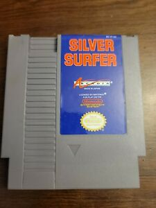 Silver Surfer (Nintendo Entertainment System) Game Only - Tested - Authentic