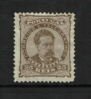 Portugal SC# 60c, Mint Hinged, Hinge Remnants, minor gum toning - S7781
