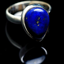 Lapis Lazuli 925 Sterling Silver Ring Size 5.5 Ana Co Jewelry R1893F