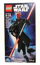 LEGO Star Wars Darth Maul 75537 104 pieces Buildable Figure Brand New Unopened