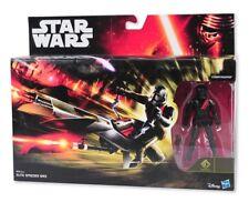 Star Wars Elite Speeder Bike + Figurine Stormtrooper noir elite Neuf