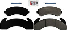 Disc Brake Pad Set-Hydraulic Brakes Rear,Front Autopartsource ASD225